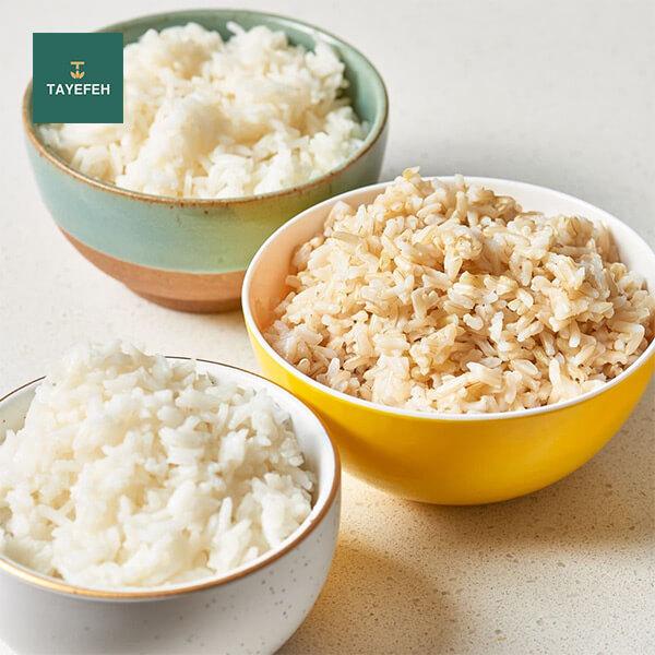 تشخیص برنج کهنه