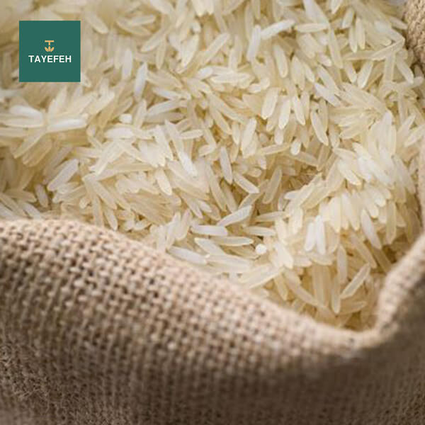 Indian rice production in Iran