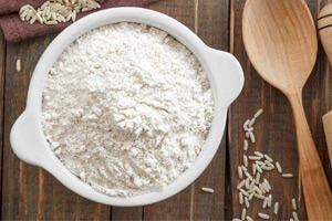 What is rice flour
